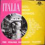 Lp - The Italian Romantic Players - Itália Dos Meus Sonhos