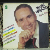 Lp Nelson Gonçalves Ele & Elas Vol 2 Elza Soares Gal Costa