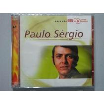 Cd Paulo Sérgio - Série Bis (duplo E Lacrado)