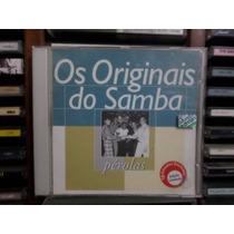 Cd Originais Do Samba - Pérolas (16 Faixas Som Livre) Mussum
