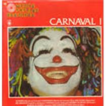 Lp - Vários - Carnaval Vol.1 - Nova História Da Mpb