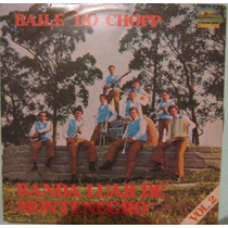 Banda Luar De Montenegro - Baile Do Chopp - Vol 2 1979