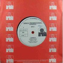 Mpb4 Compacto De Vinil Labirinto 1983 Stereo