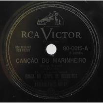 Disco Rotação 78 - Banda Do Corpo De Bombeiros Reg Antonio P