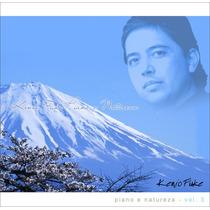 Cd Piano E Natureza Vol. 3 - Kenio Fuke - Novo - Lacrado