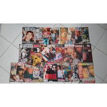 Nirvana - Coleção Revistas Posters E Livros Para Fãs. Baixei