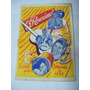 Revista: O Rouxinol Nº 92 - Linda Batista - Carnaval - 1954