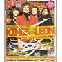 Revista Nme Raríssima! = Kings Of Leon 11 October 2003 Wow