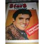 Revista Elvis Presley - Super Stars Posters / Poster Gigante