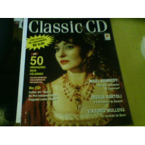 Revista Classic Cd Vol1 N°0 Nigel Kennedy Não Possui Cd