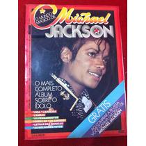 Revista Sétimo Céu Especial Michael Jackson O Mundo Magico
