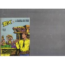 Tex Nº 114 - A Dança Do Fogo - Ed. Vecchi - Frete Grátis