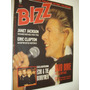 Revista Bizz Música Rock Pop Antiga Anos 80 Eric Clapton