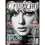 Revista Capricho Capa Taylor Swift Lacrada! = Out 2014 #1203