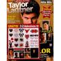 Revista Taylor Lautner Lacrada! = C/ 32 Adesivos + 5 Pôsters