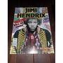 Revista Poster - Jimi Hendrix Nº 06 - Não Acompanha Fita