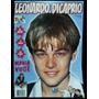 Revista Toda Sua - Leonardo Dicaprio - C/ Adesivos -ano1 Nº4