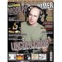 Revista Modern Drummer Br = Julho 2011 No #104 Lincoln Cheib