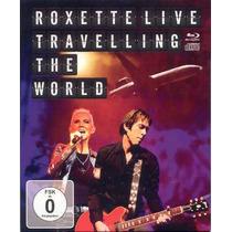 Roxette - Blu Ray + Cd, Importado, Digipack, Lacrado