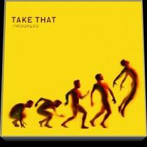Cd Take That - Progress (com Robbie Williams) Original 2010