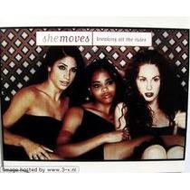 Cd Shemoves Breaking All The Rules - Importado (x7) - Single