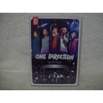 Dvd Original One Direction- Up All Night- The Live Tour