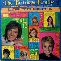 Lp The Partridge Family/up To Date/importado/1971/bom Estado