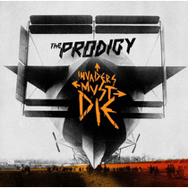 Cd+dvd Prodigy Invaders Must Die - Usa Digipack