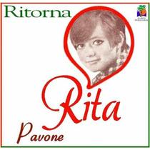 Rita Pavone - Ritorna - Cd Remasterizado - Anos 60