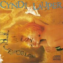 Cyndi Lauper True Colors