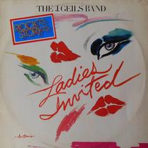 The J Geils Band - Lp - Veja O Video