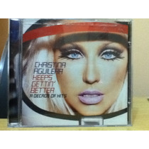 Cd Christina Aguilera - Keeps Gettin