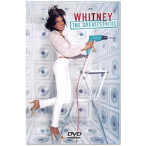 Dvd Whitney Houston The Greatest Hits -novo Lacrado Original