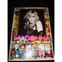 Madonna Poster/cartaz Show Com A Discografia (frete Grátis)