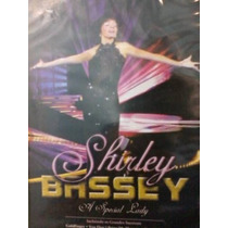 Dvd Shirley Bassey A Special Lady Robert Goulet Semi-novo
