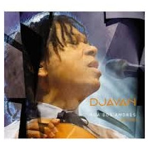 Cd Djavan Ao Vivo- Original Lacrado
