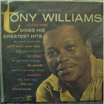 Lp Tonyy Williams Sings His Greatest Hits(frete Grátis)
