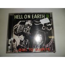 Cd Importado - Hell On Earth - Hail To Misfits
