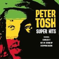 Cd Peter Tosh Super Hits (76-77) - Novo Lacrado Original