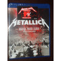 Blu Ray Metallica Orgulho Paixao E Gloria Mexico Lacrado !!!
