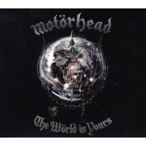 Motorhead - The World Is Yours (cd) Frete Grátis - Importado