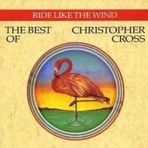 Cd - Christopher Cross - The Best Of - Lacrado