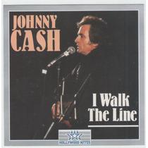 Cd Johnny Cash - I Walk The Line - Cd Importado - Big River