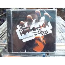Judas Priest British Steel Cd Original Novo Lacrado