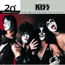 Cd - Kiss - The Best Of - 20th Century Masters