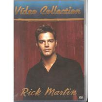 Rick Martin-video Collection Dvd Raro Novo Lacrado Original