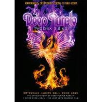 Dvd Deep Purple: Phoenix Rising [eua] Novo Lacrado