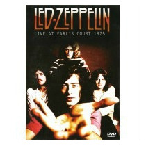 Dvd Led Zeppelin (live At Earl
