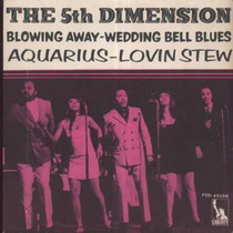 The 5th Dimension Compacto Vinil Aquarius 1970 Mono