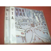 Cd Mundo Livre-carnaval Na Obra-lacrado-original-mangue Beat
